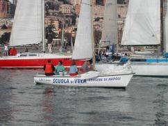 Edizione 2002 - La Scuola Vela della LNI di Napoli